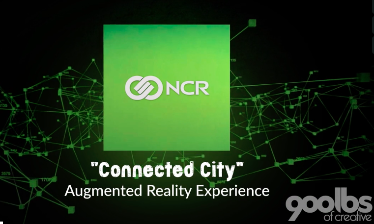 NCR – Connected City Augmented Reality Experience