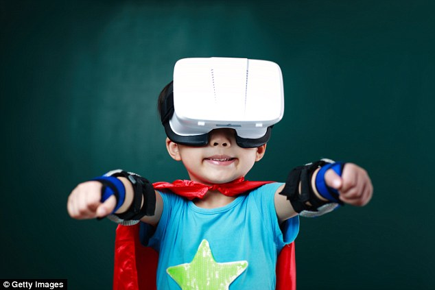 Virtual Experience Coming To Sick Children At Cook Children's Medical Center In Fort Worth