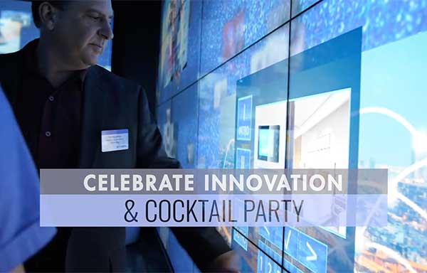 900lbs Hosts Innovation Cocktail Party at NTT DATA