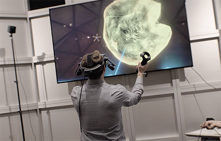 Perot Museum Social Science VR Experience